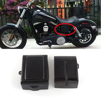 2015 HARLEY DYNA Street Bob Left Side Electrical Panel Cover Fuse