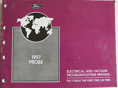 2006 FORD GT Electrical Wiring Diagrams Service Manual OEM Factory