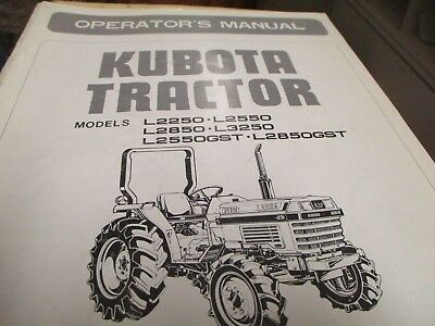 L3250 Kubota Tractor Electrical Wiring Diagrams 2n Ford Tractor