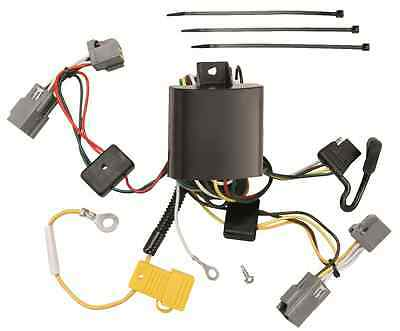 TRAILER WIRING HARNESS Kit For 11-14 Ford Edge All Styles Plug