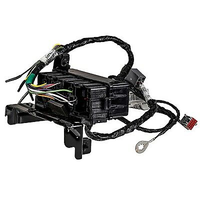 OEM NEW AUXILIARY Upfitter Switch Dashboard Wire Harness Ford F250
