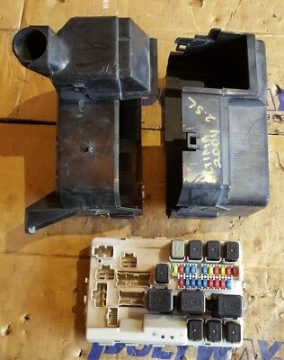 04-06 NISSAN ALTIMA 25 Bcm Fusebox Fuse Box Block Panel 284B78J02A