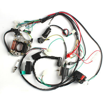 Sunl Wiring Harness Electronic Schematics collections
