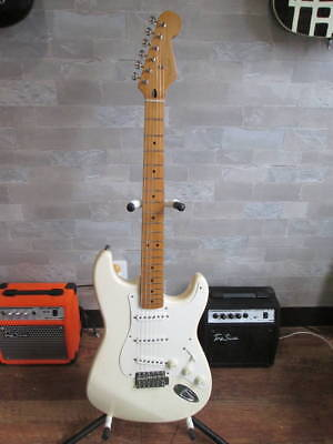 1997 FENDER JIMMIE Vaughan Tex-Mex Stratocaster Electric Guitar