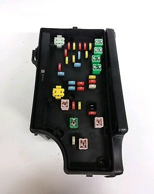 2008- 2010 CHRYSLER Sebring Dodge Avenger Bcm Tipm Fuse Box Relay