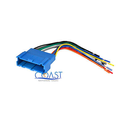 REVERSE WIRING HARNESS for select 1994-2005 Buick Cadillac
