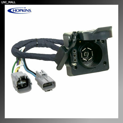 HOPKINS TOWING 43395 Plug-In Simple Trailer Wire Harness for 07-13