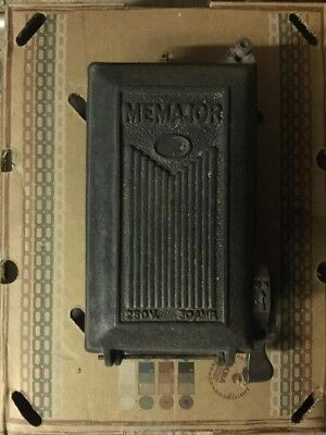 VINTAGE CERAMIC AND Bakelite Prento Electrical Industrial Switch