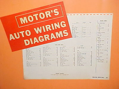 1965 Buick Wiring Diagram Wiring Diagram