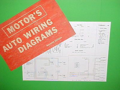 1965 CHEVROLET CHEVELLE Wiring Diagram Manual 65 Chevy - $900