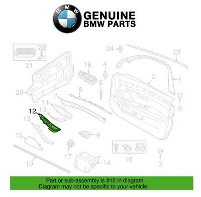 Bmw 528i Door Sill Parts Diagram Wiring Schematic Diagram