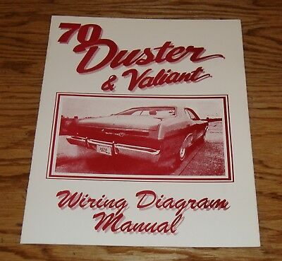1972 Plymouth Duster 340 Wiring Diagram - GO Wiring Diagram