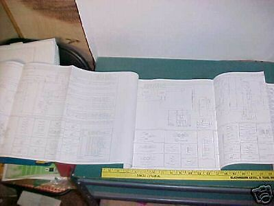 1986 FORD CL-SERIES Cl-9000 Wiring Diagrams Schematics - $1872