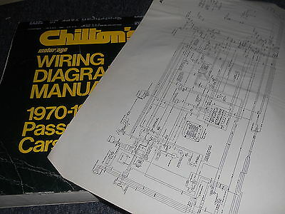 1974 1975 FORD Mustang Ii Mach 1 Ghia Wiring Diagrams Schematics