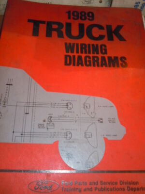 1985 FORD CL 9000 Series Electrical Wiring Diagram Manual Schematic