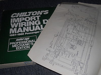 1986 TOYOTA COROLLA Fr Oversized Wiring Diagrams Sheets Set - $1499