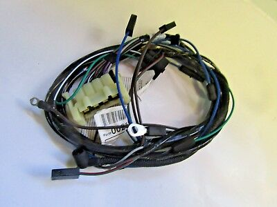 MOPAR 73 E-BODY Cuda Challenger Engine Wiring Harness 1973 - $20300