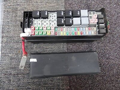LAND ROVER Relay Fusebox Fuse Box Range P38 99-02 Yqe103410 Oem