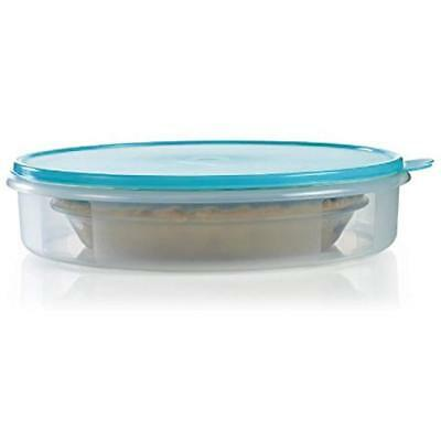Tupperware 12 Round Container Pie Or Cookie Taker