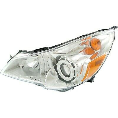 HEADLIGHT FOR 2010 2011 2012 Subaru Outback Left With Bulb and