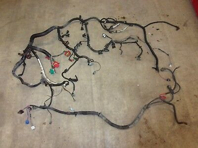 93 CAMARO Z28 350 LT1 T56 Manual ENGINE WIRING HARNESS Firebird 1993