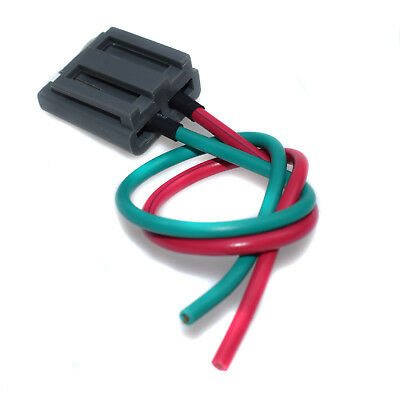 BEST DUAL PIGTAIL Wire Harness Connector GM HEI Coil In Cap