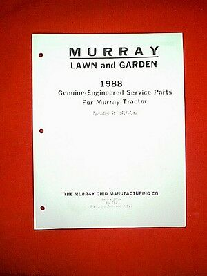 MURRAY TRACTOR / Riding Mower With Twin Cylinder Eng Model 8-38222