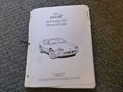 2006 FORD MUSTANG Electrical Wiring Diagram Manual Convertible GT V6