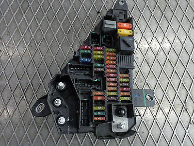 BMW 5 E60 2008 Fuse Box Board Module 9138830-01 518956057 - £1800