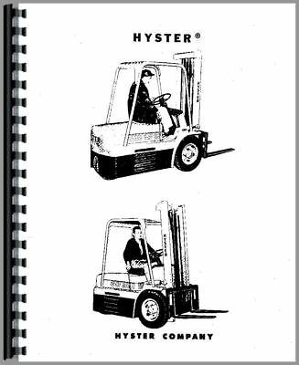 Hyster 50 Wiring Diagram Wiring Diagram 2019
