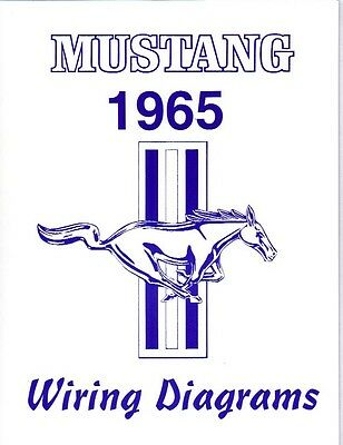 FORD 1965 FAIRLANE Wiring Diagram Manual 65 - $1199 PicClick