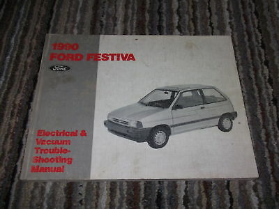1990 Festiva Wiring Diagram Wiring Diagram