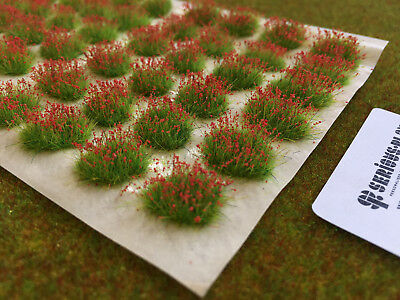 Dolls House Red Flower Carpet Stitch Kit By Florashell Eur 2152 Picclick It