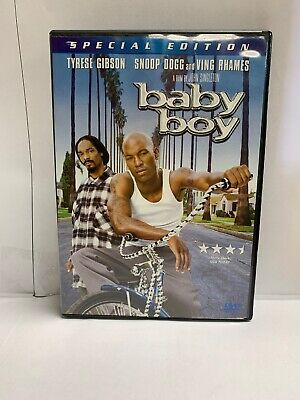 BABY BOY NEW DVD Special Edition, Subtitled, Widescreen, Digital