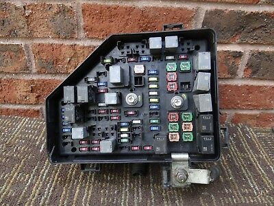 10 CHEVY TRAVERSE IN DASH FUSE RELAY BOX JUNCTION #14967 - $6490