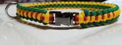 Small Of Paracord Dog Collar