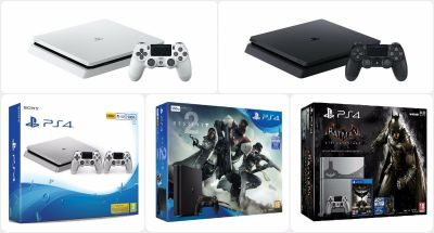 OFFICIAL SONY PLAYSTATION Ps4 Slim Console - 500Gb / 1Tb - New & Sealed - £269.75 | PicClick UK