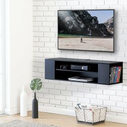 Small Of Wall Mounted Media Console