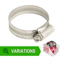 GENUINE JUBILEE STAINLESS Steel Hose Clips - Pipe Clamps ...