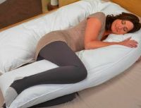 TOTAL BODY FULL SUPPORT PREGNANCY PILLOW U SHAPED BODY ...