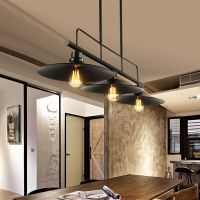 KITCHEN PENDANT LIGHT Black Chandelier Lighting Bar Lamp ...