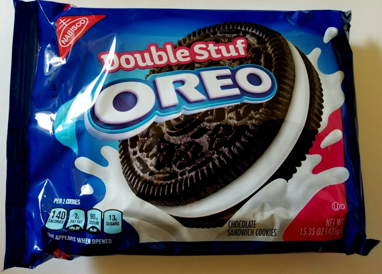 Fullsize Of Double Stuff Oreo