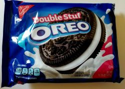 Small Of Double Stuff Oreo