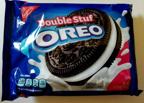 Medium Of Double Stuff Oreo