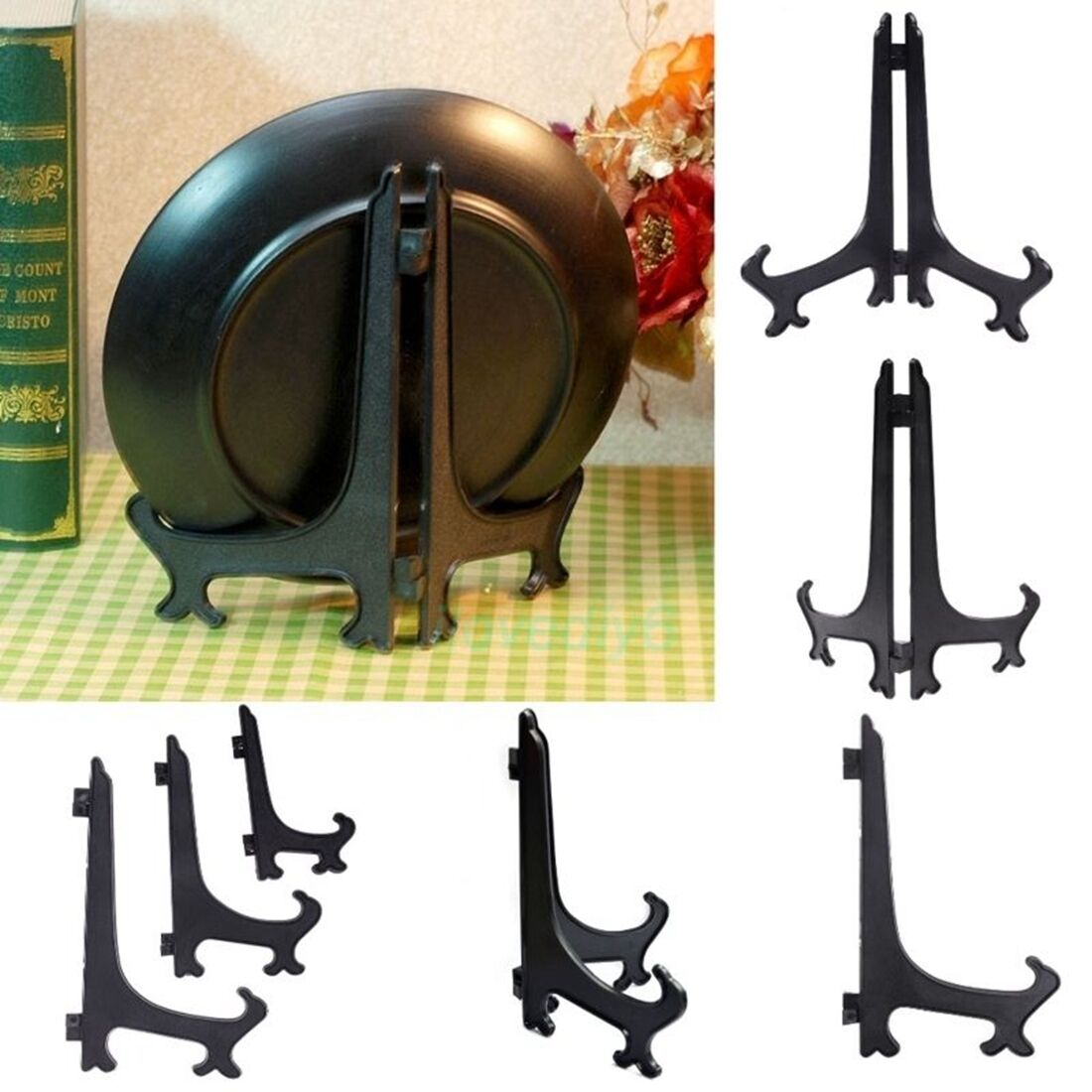 Fullsize Of Plate Display Stands