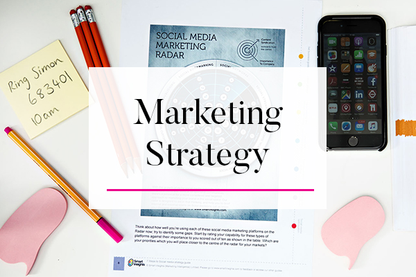 Marketing Strategy York Lead Generation Pick  Mix Marketing York