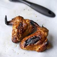 Korean chicken wings (oven baked)