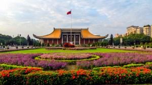 Sun Yat Sun Scenery