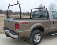 Rapid Rack Removable Truck Ladder Rack by Great Day