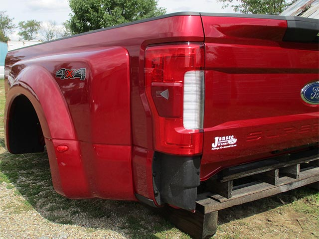 Pick Up Truck Beds Pickup Truck Salvage  Dundee Automotive,Inc